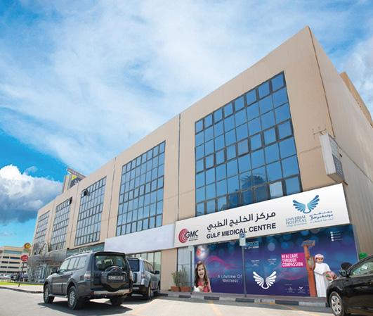 Best Hospital AbuDhabi - Multispeciality Hospital -Universal Hospitals